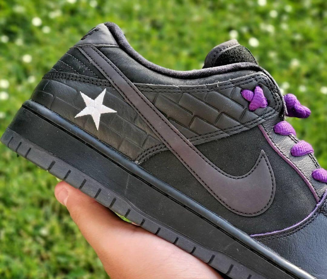 Familia x Nike SB Dunk Low 'First Avenue' Side
