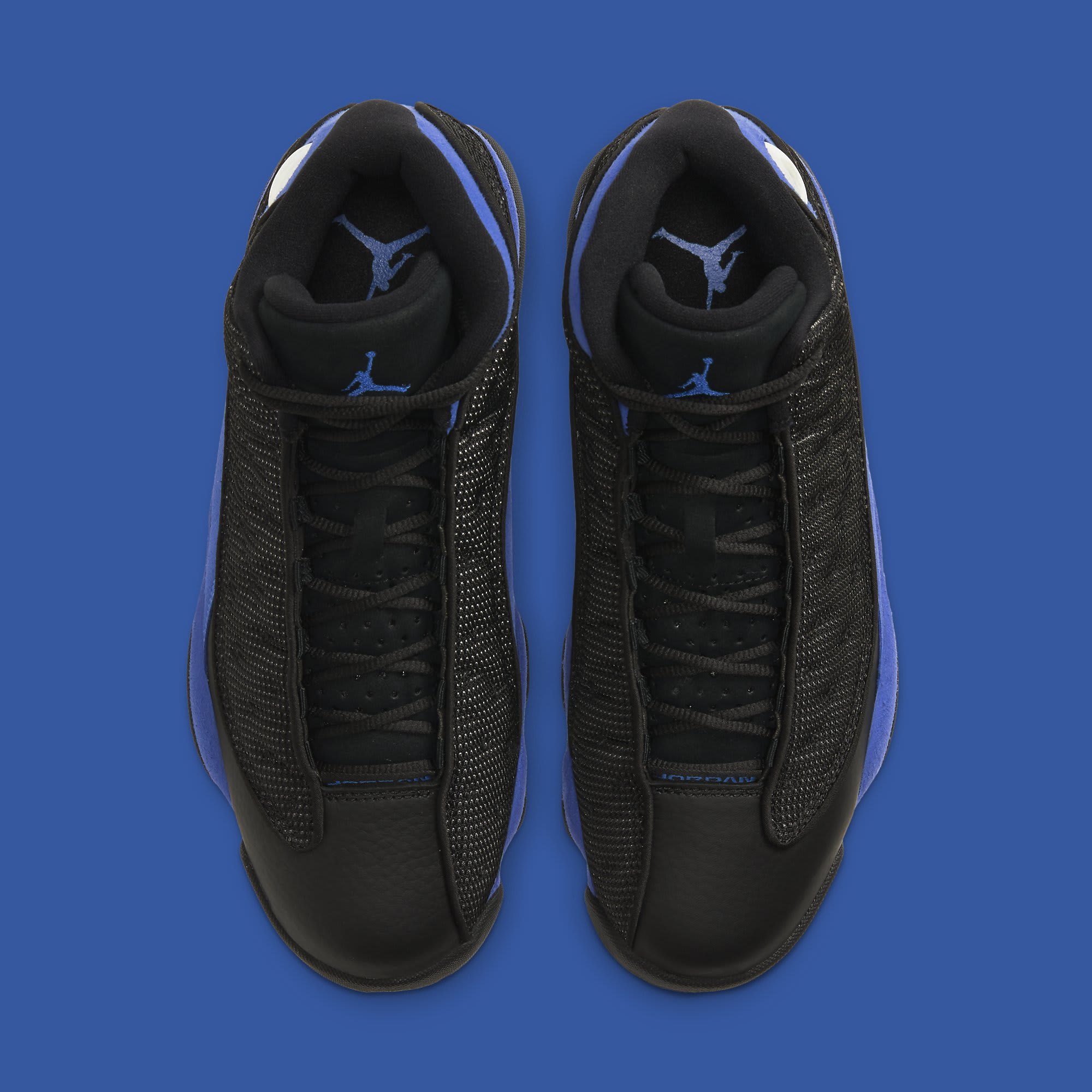 Air Jordan 13 Retro 'Hyper Royal' 414571-040 Top
