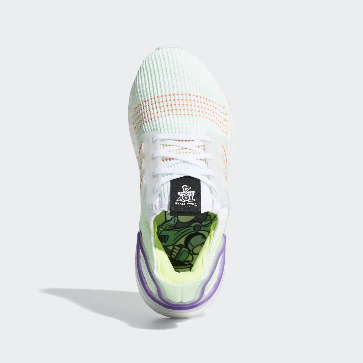 Adidas Ultra Boost 19 'Buzz Lightyear' (Top)
