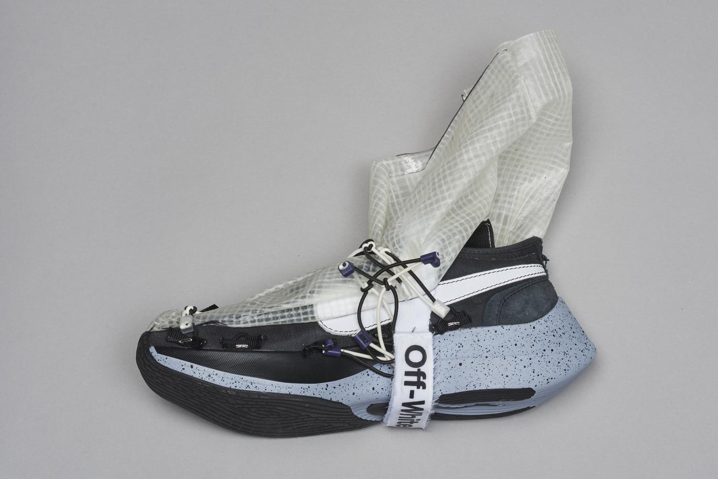 Off-White x Nike Moon Racer Prototype