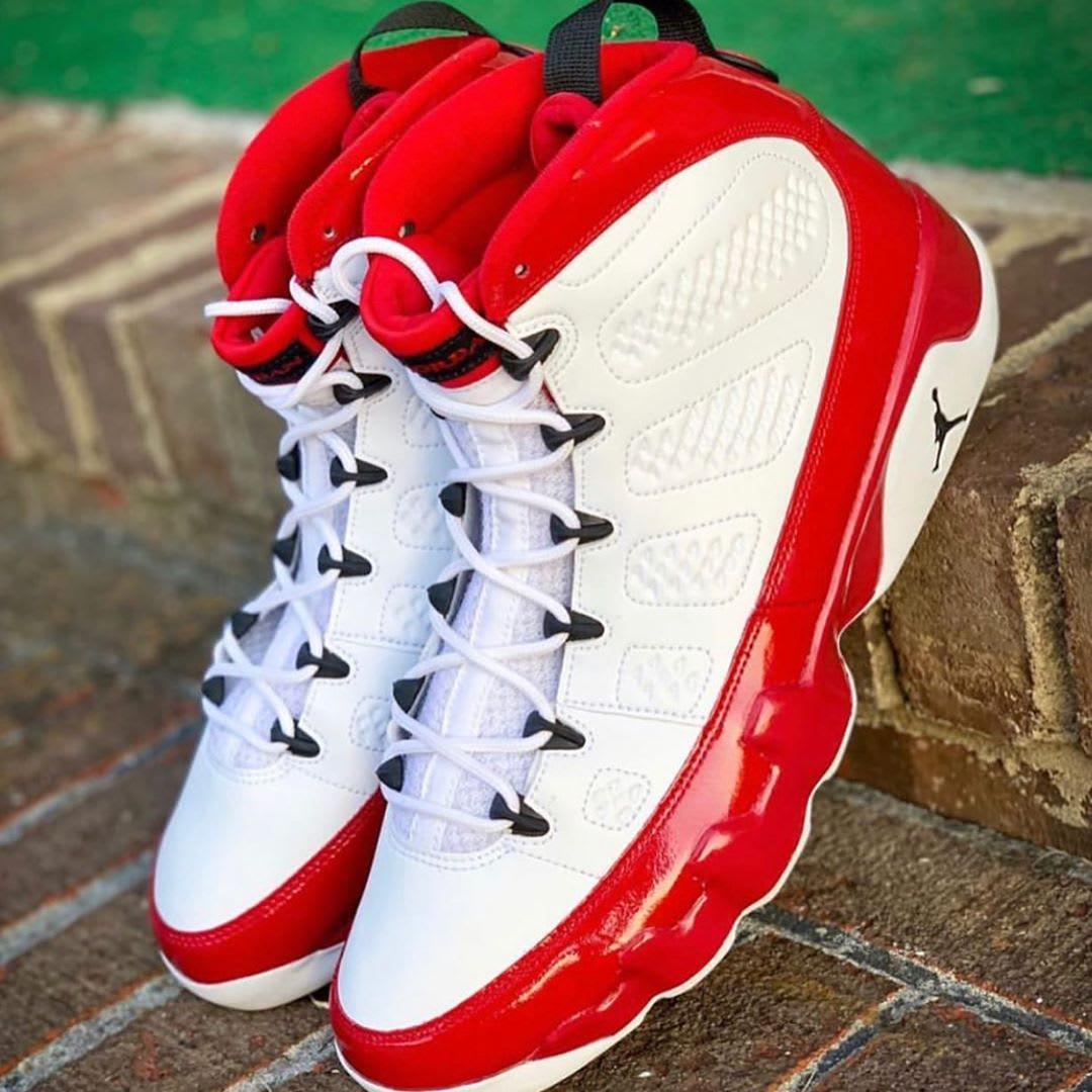 the best attitude 03e73 6854c Air Jordan IX 9 Gym Red Release Date 302370-160 | Sole Collector