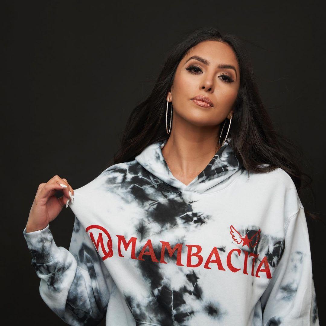 Vanessa Bryant Mambacita Clothing Line