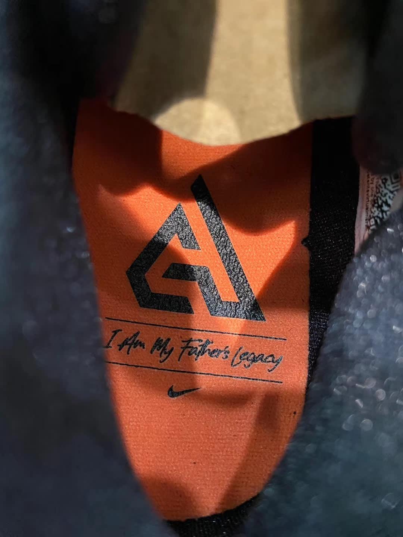Nike Zoom Freak 2 Black White Release Date CK5424-001 Insole