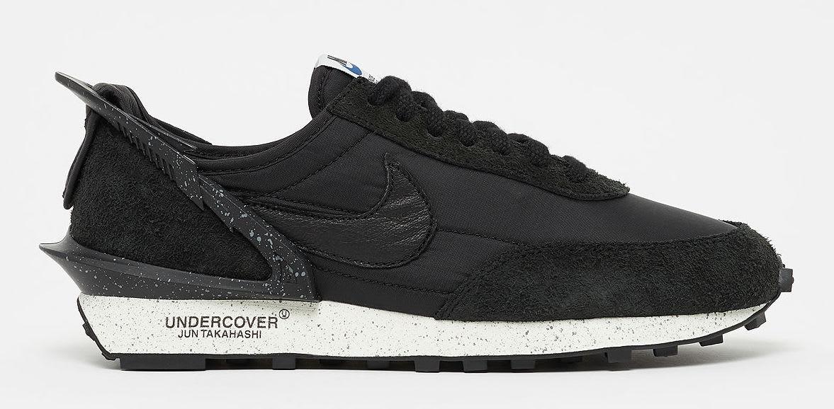 Undercover x Nike Daybreak 'Black/Black-Sail'