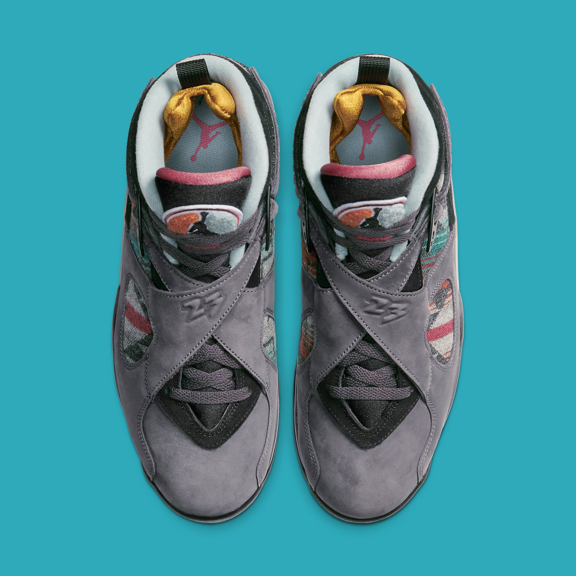 Air Jordan 8 N7 Release Date CQ9601-001 Top