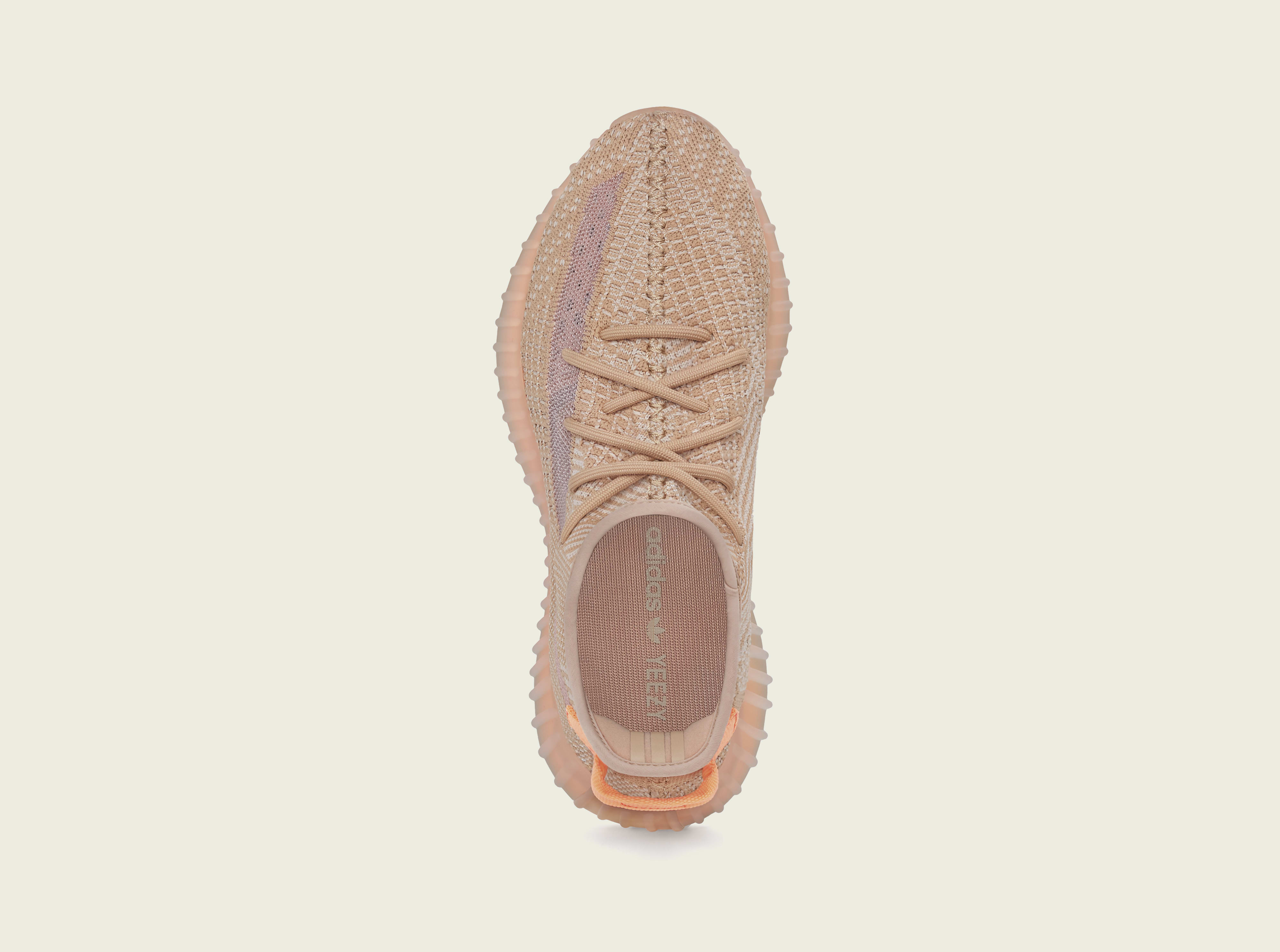 Adidas Yeezy Boost 350 V2 'Clay' (Top)