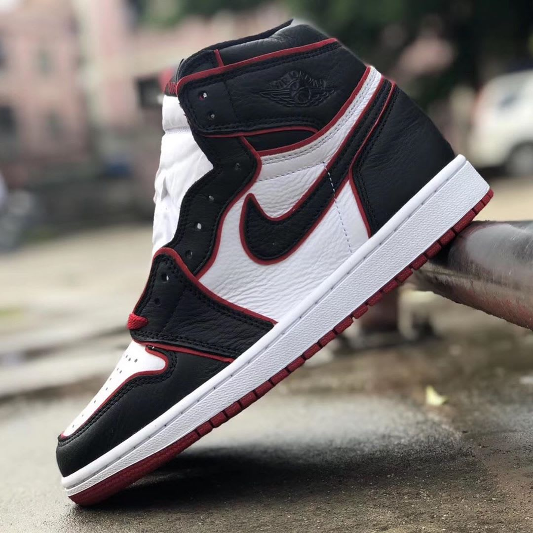 Air Jordan 1 Retro High OG 'Who Said Man Was Not Meant to Fly?'