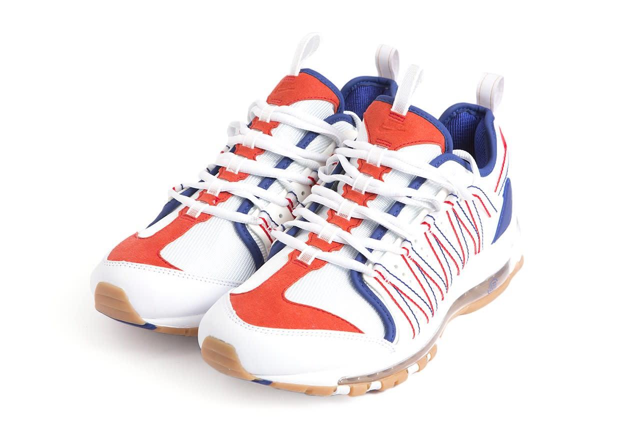 Clot x Nike Zoom Haven 97 'White/Sail/Deep Royal Blue' (Pair)