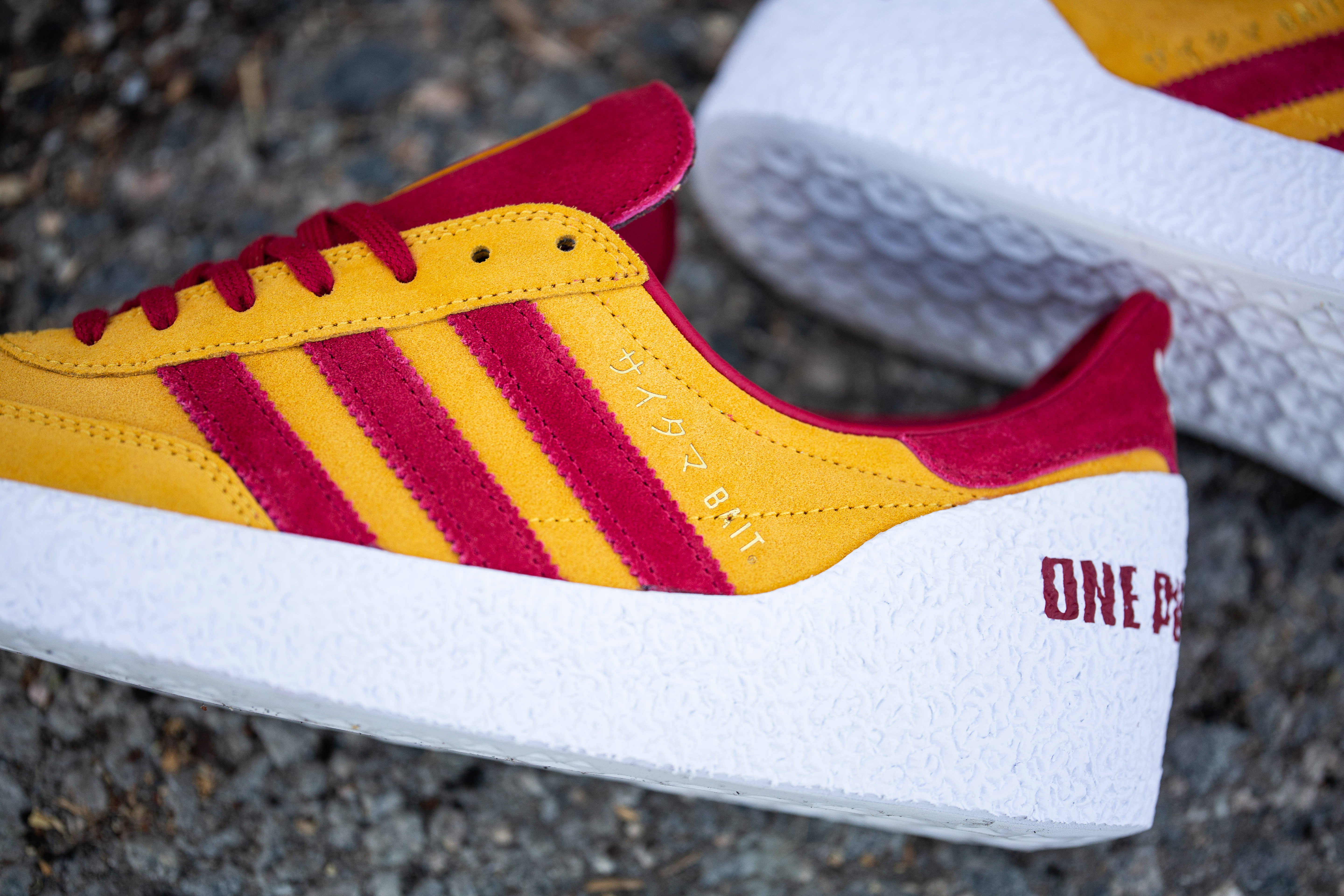 Bait x One Punch Man x Adidas Montreal Side