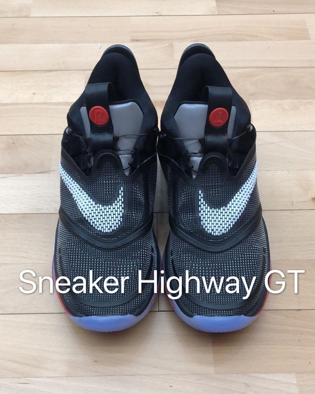 Nike Adapt BB 2 Black Tongue