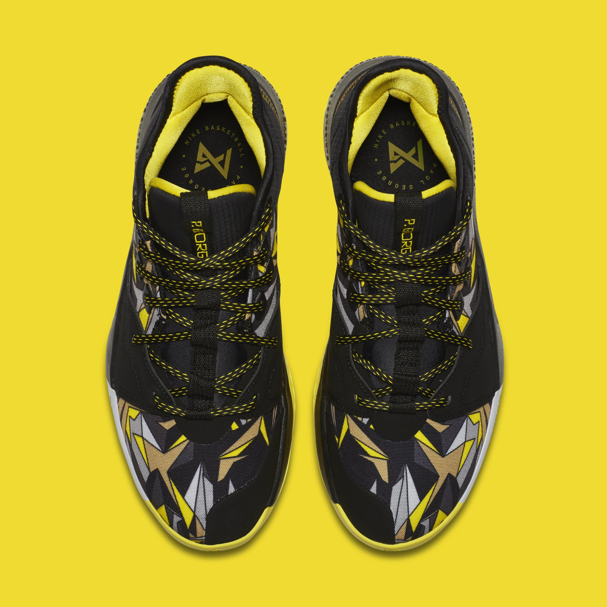 release date e7cc2 dde47 Nike PG 3 'Mamba Mentality' Multi-Color/Opti Yellow AO2607 ...