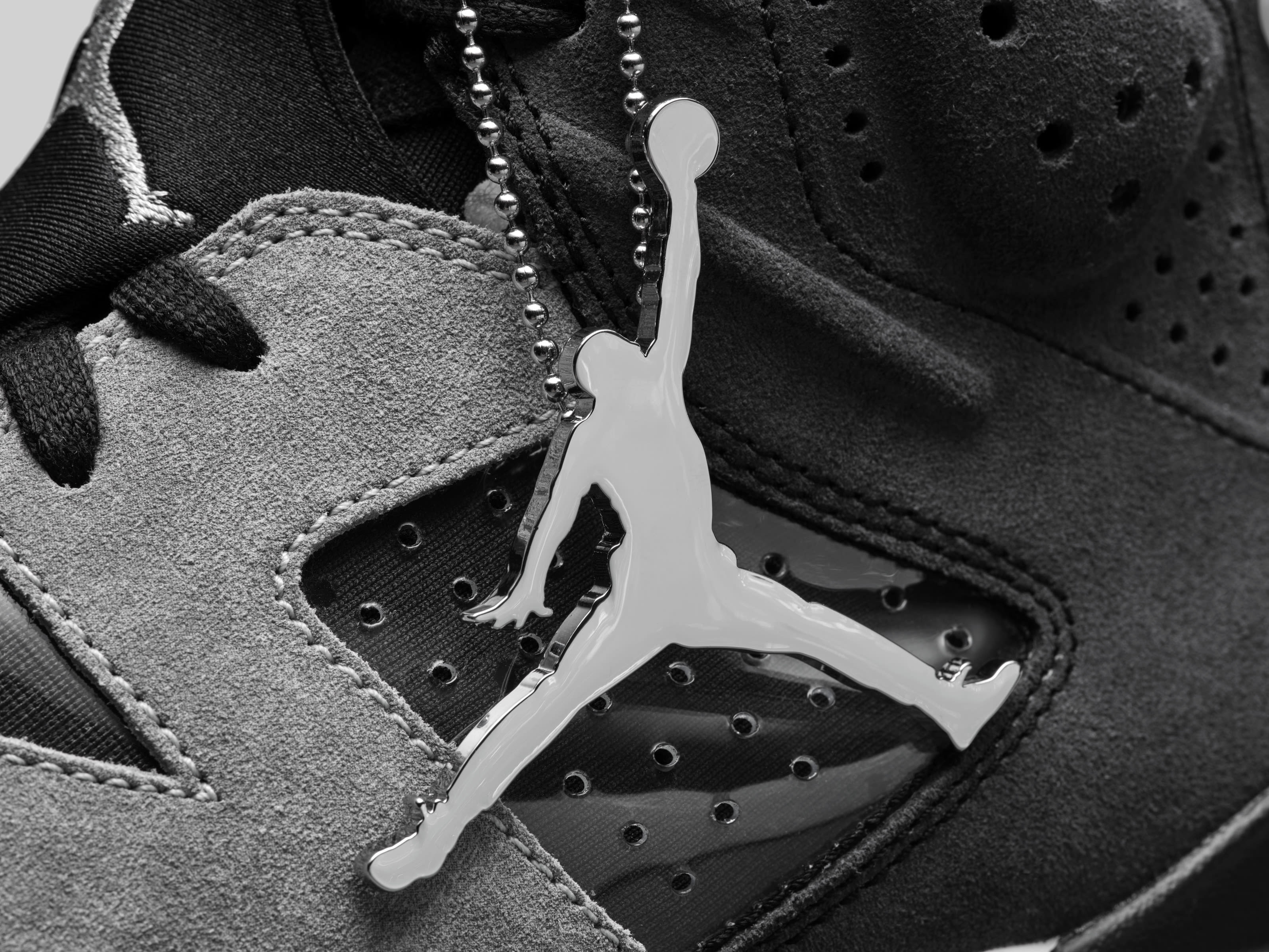 Air Jordan 6 Retro Women's CK6635-001 Hangtag