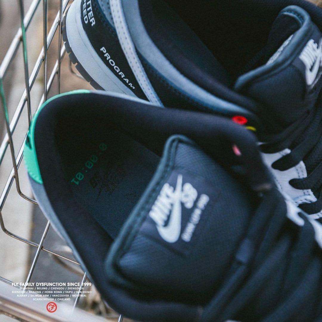 Nike SB Dunk Low 'VX1000' Insole