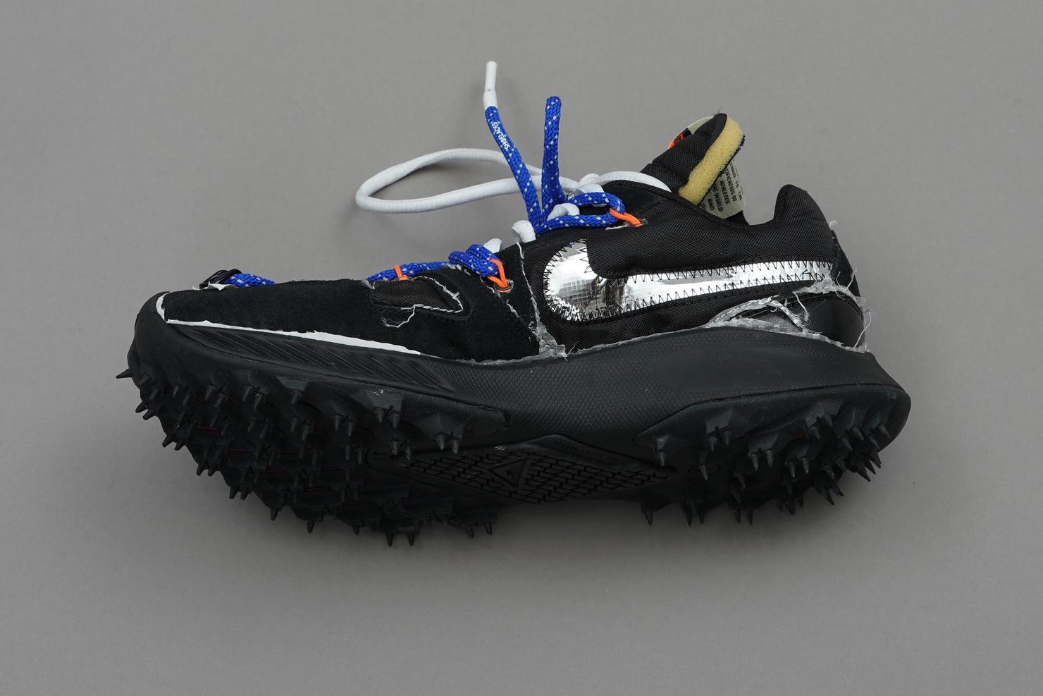 Off-White x Nike Zoom Terra Kiger Prototype 2