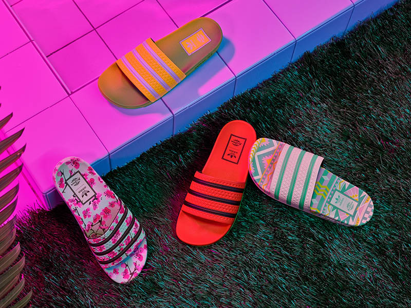 Arizona Iced Tea x Adidas Adilette Collection