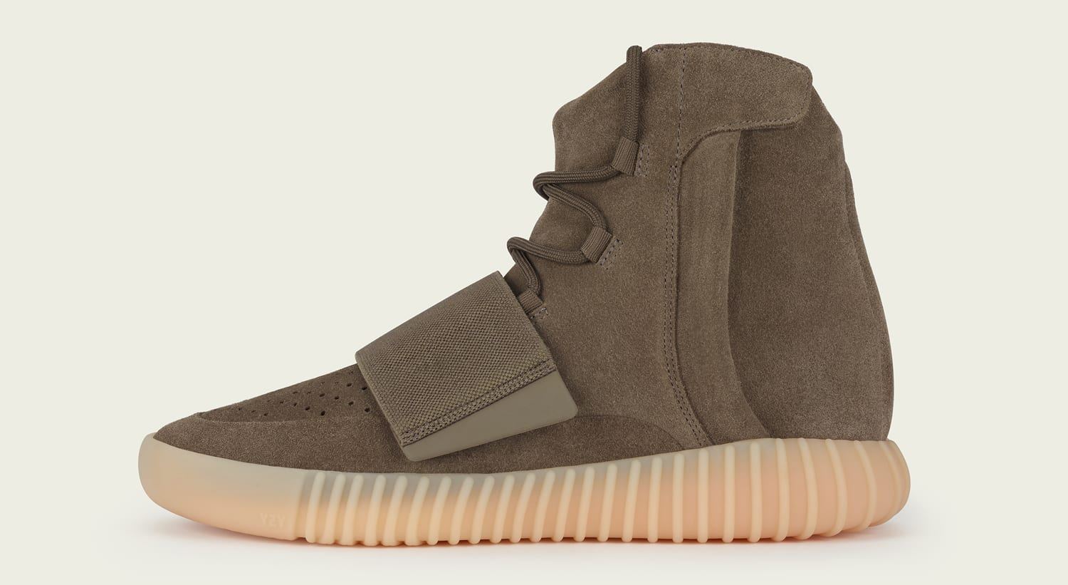 Chocolate Yeezy 750 Profile