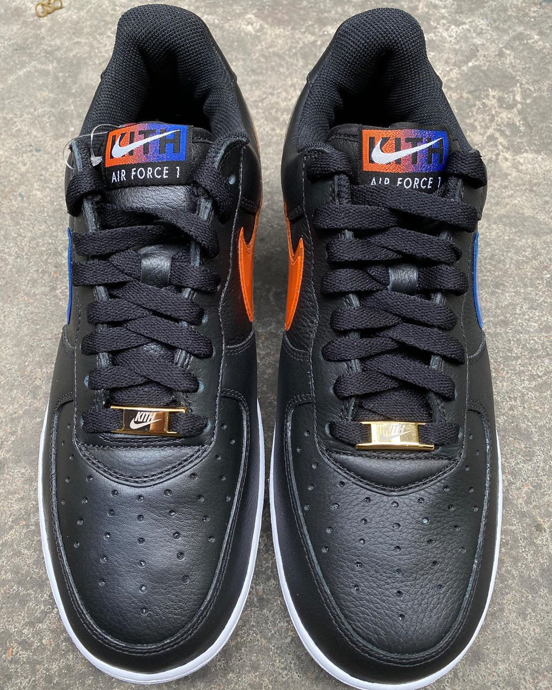 Kith x Nike Air Force 1 Low 'NYC' CZ7928-001 Front
