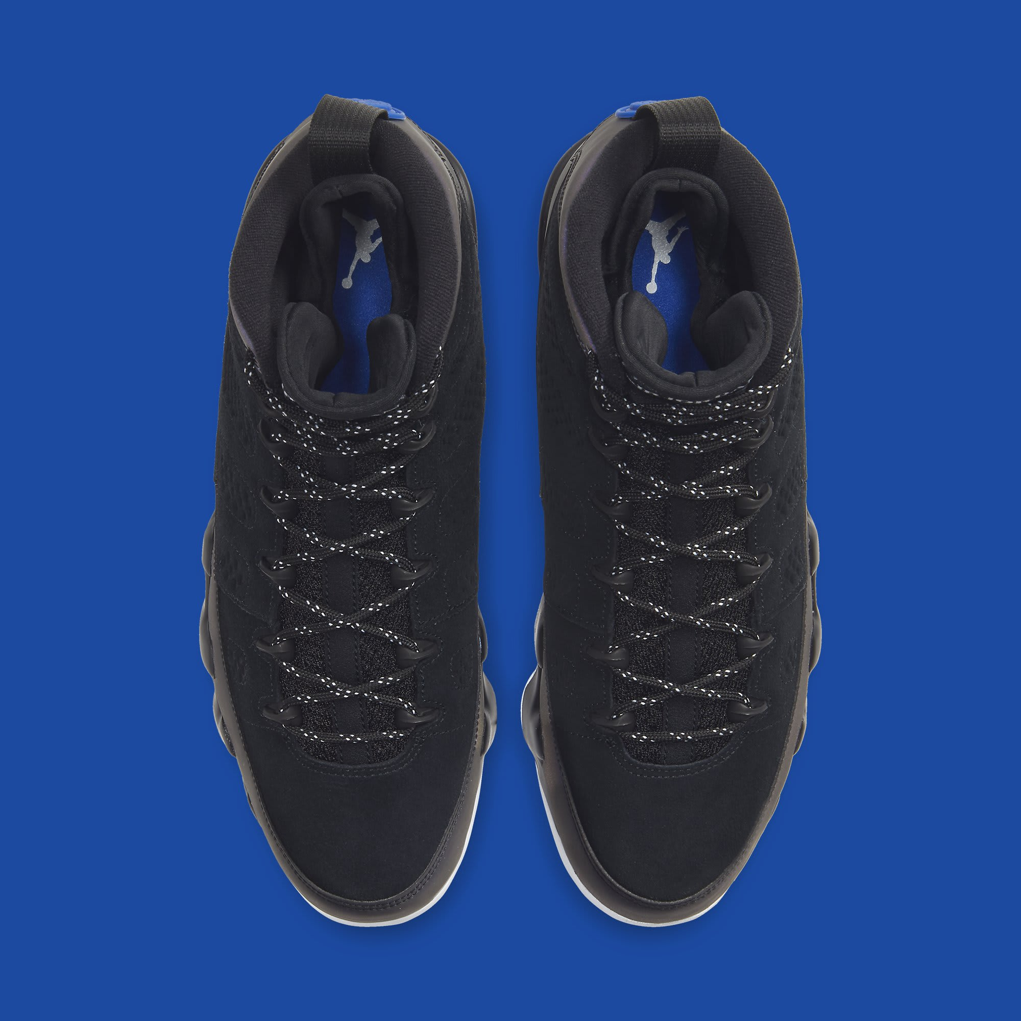 Air Jordan 9 Racer Blue Release Date CT8019-024 Top