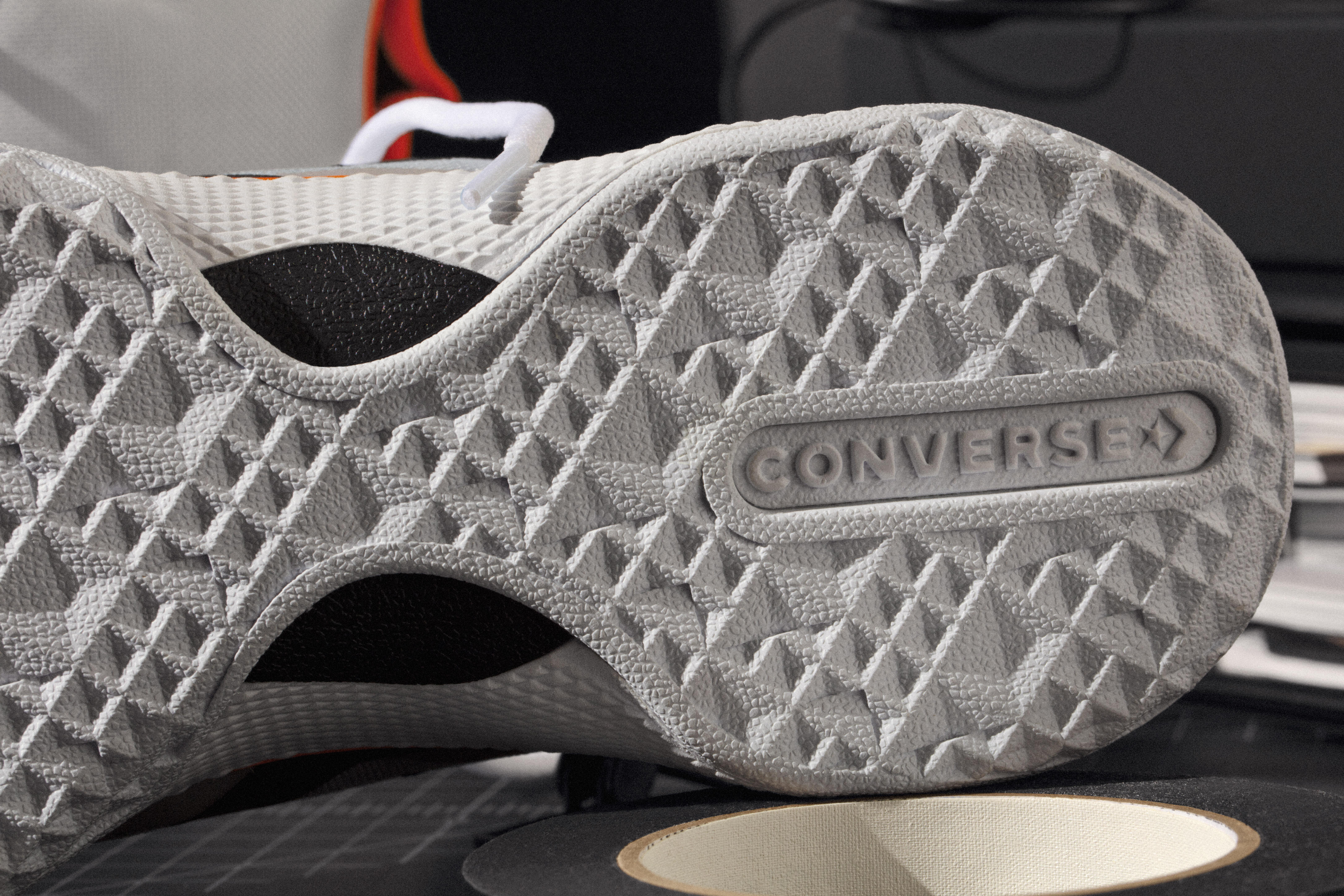 Converse Star Series BB 'White' (Bottom)