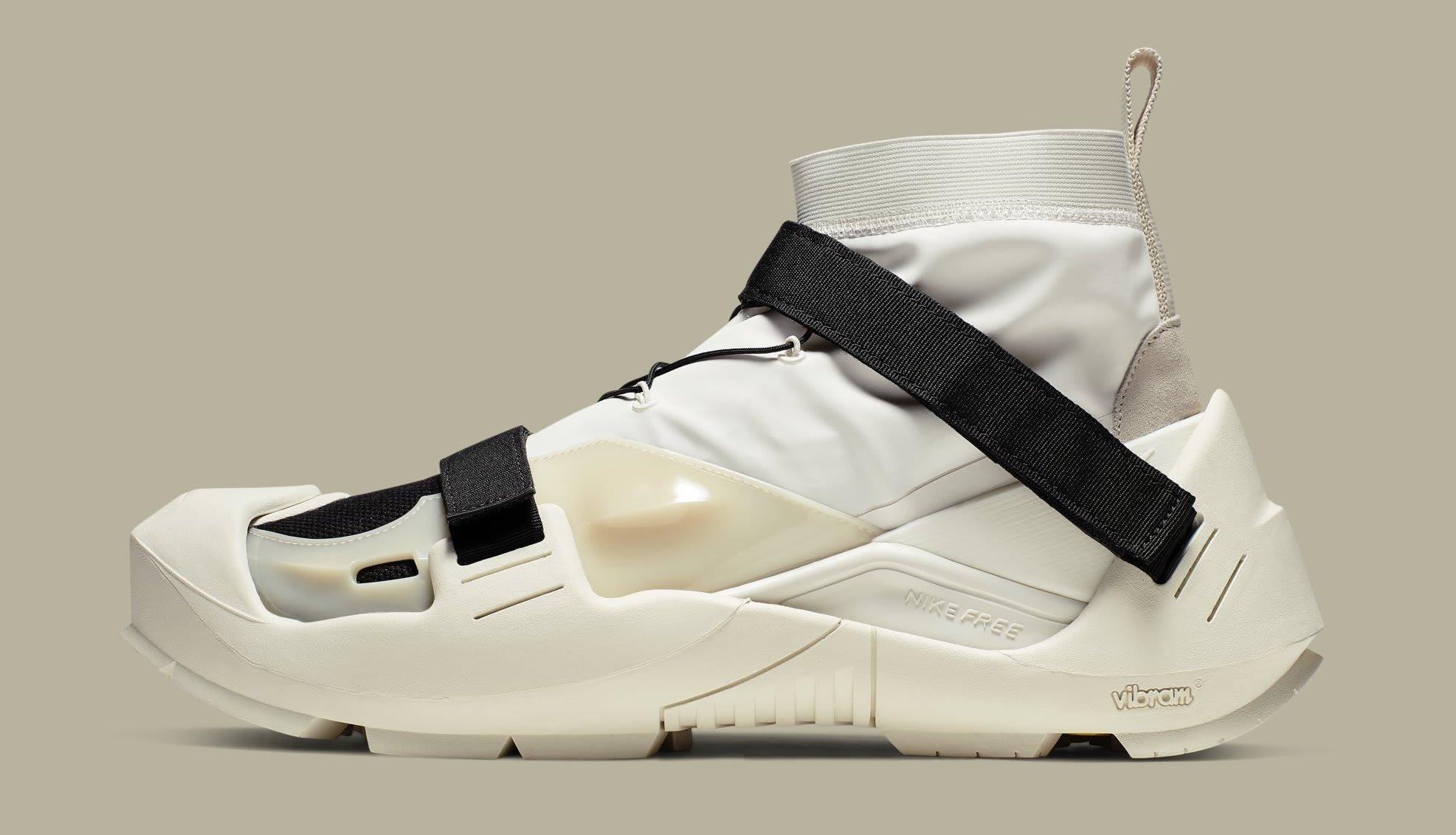 MMW x Nike Free TR Flyknit 3 AQ9200-100