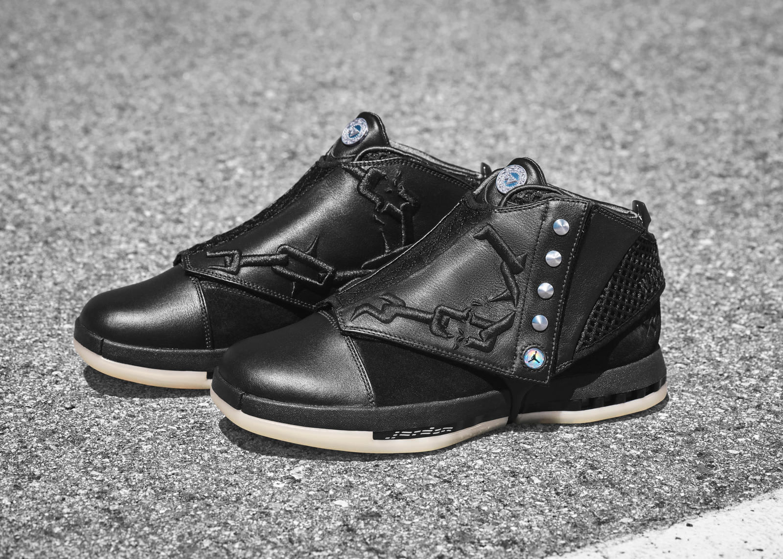 Air Jordan 16 x Converse 'Why Not?' Pack Pair