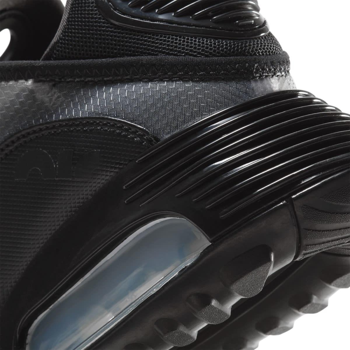 Nike Air Max 2090 Black Release Date Detail