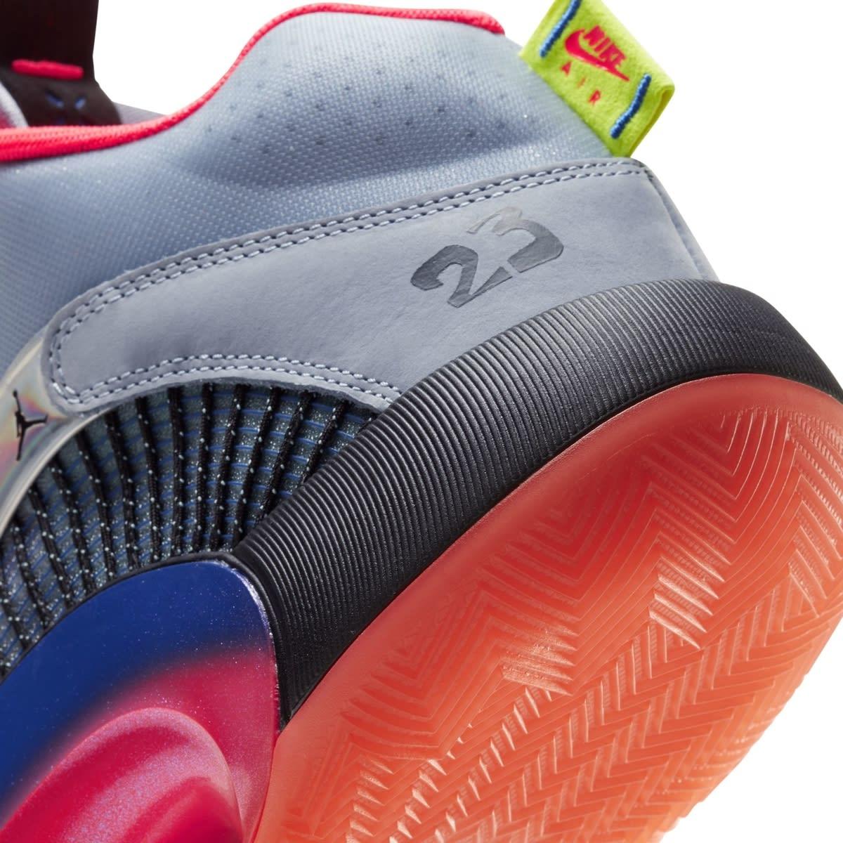 Air Jordan 35 Heel Counter
