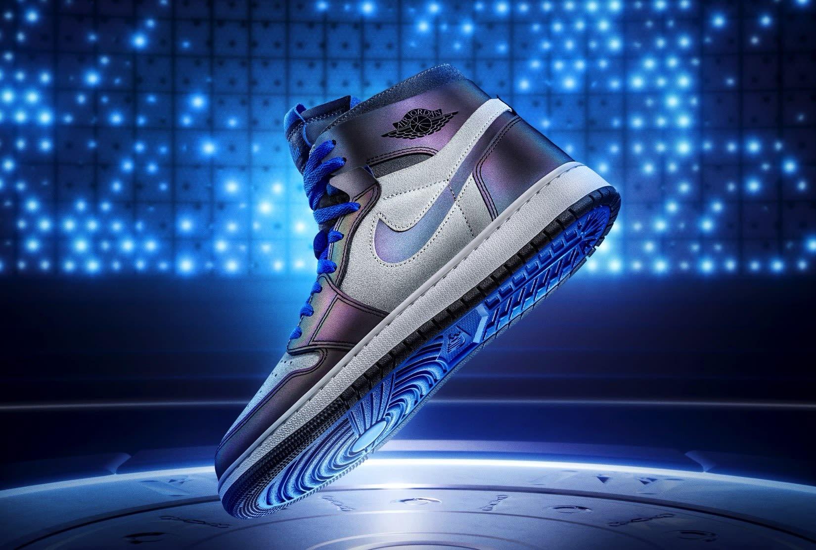 Air Jordan 1 High Zoom CMFT 'Good Game' Lateral