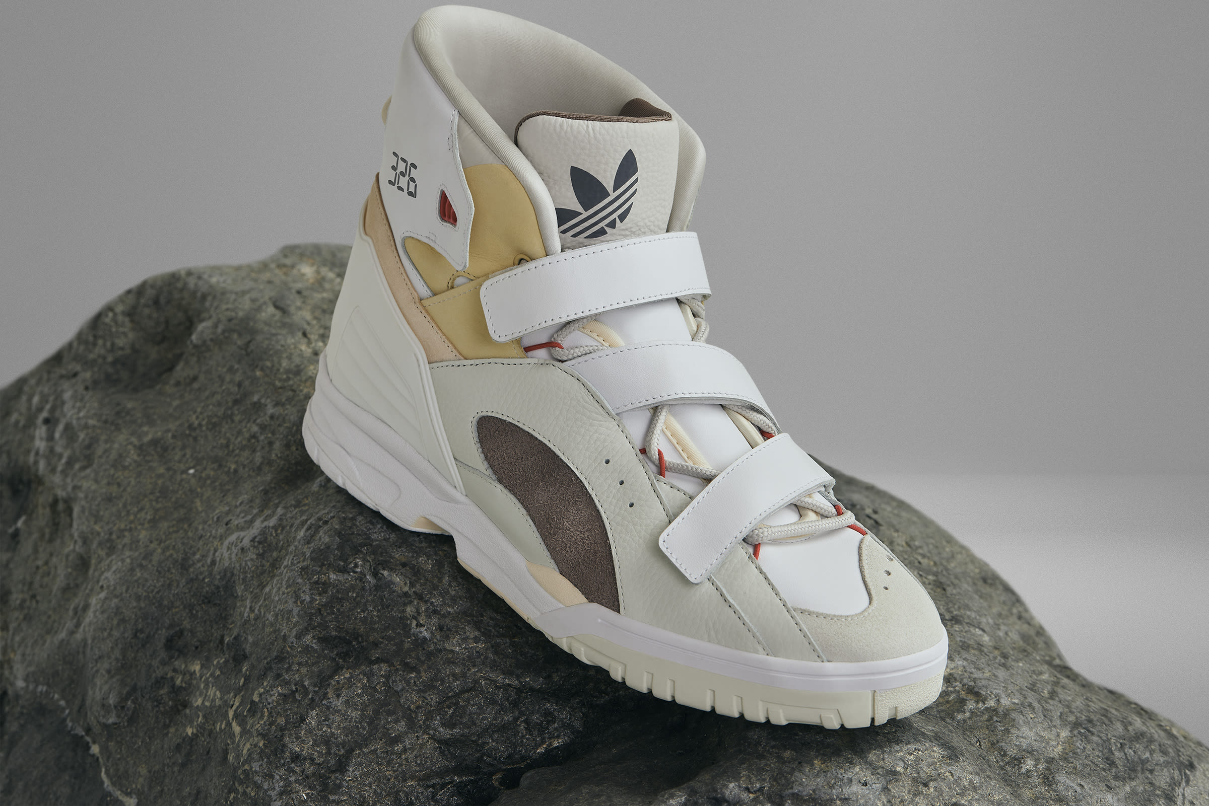 Kid Cudi x Adidas Vadawam 326 White Front