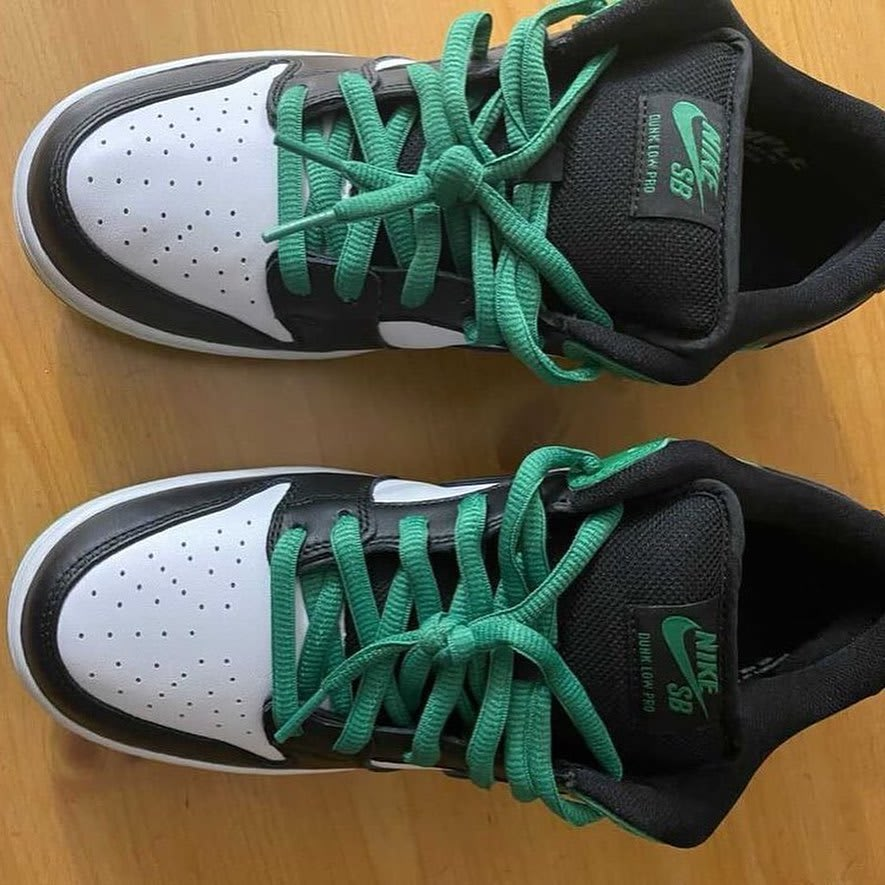 Nike SB Dunk Low 'Classic Green' BQ6817-302 Top