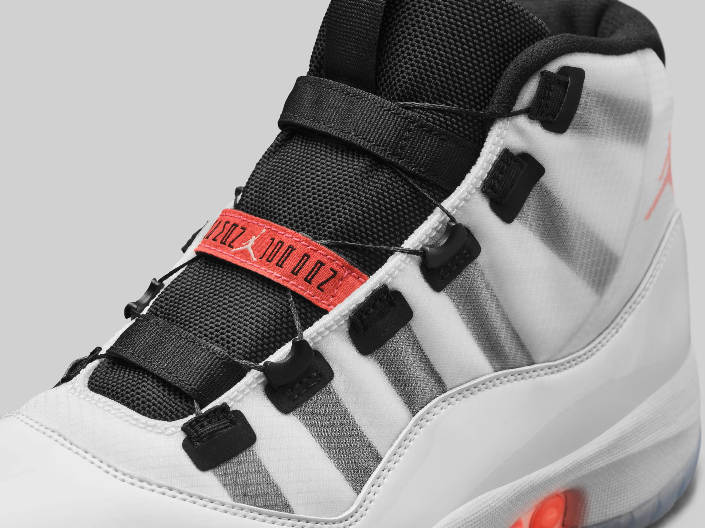 Air Jordan XI 11 Adapt DA7990-100 Release Date Wire