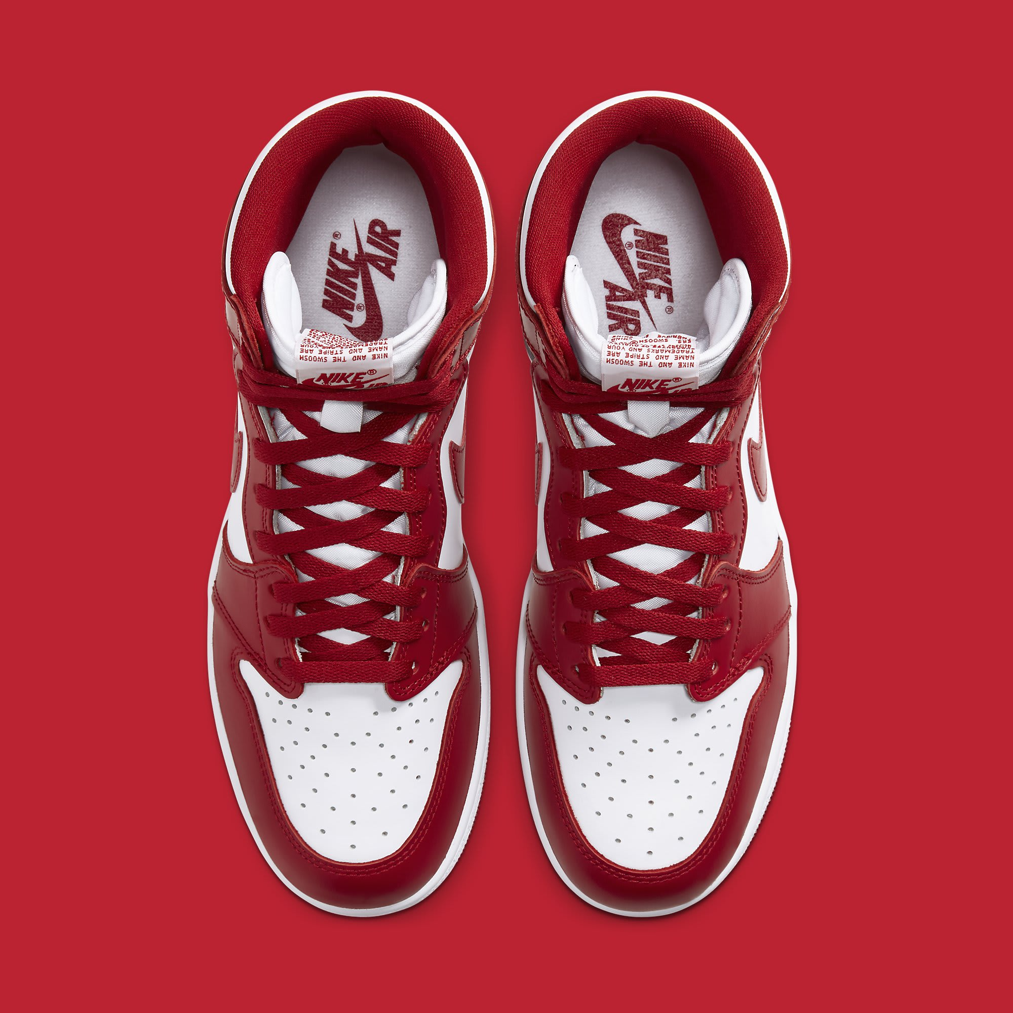 Air Jordan New Beginnings Pack Release Date CT6252-900 Air Jordan 1 Top
