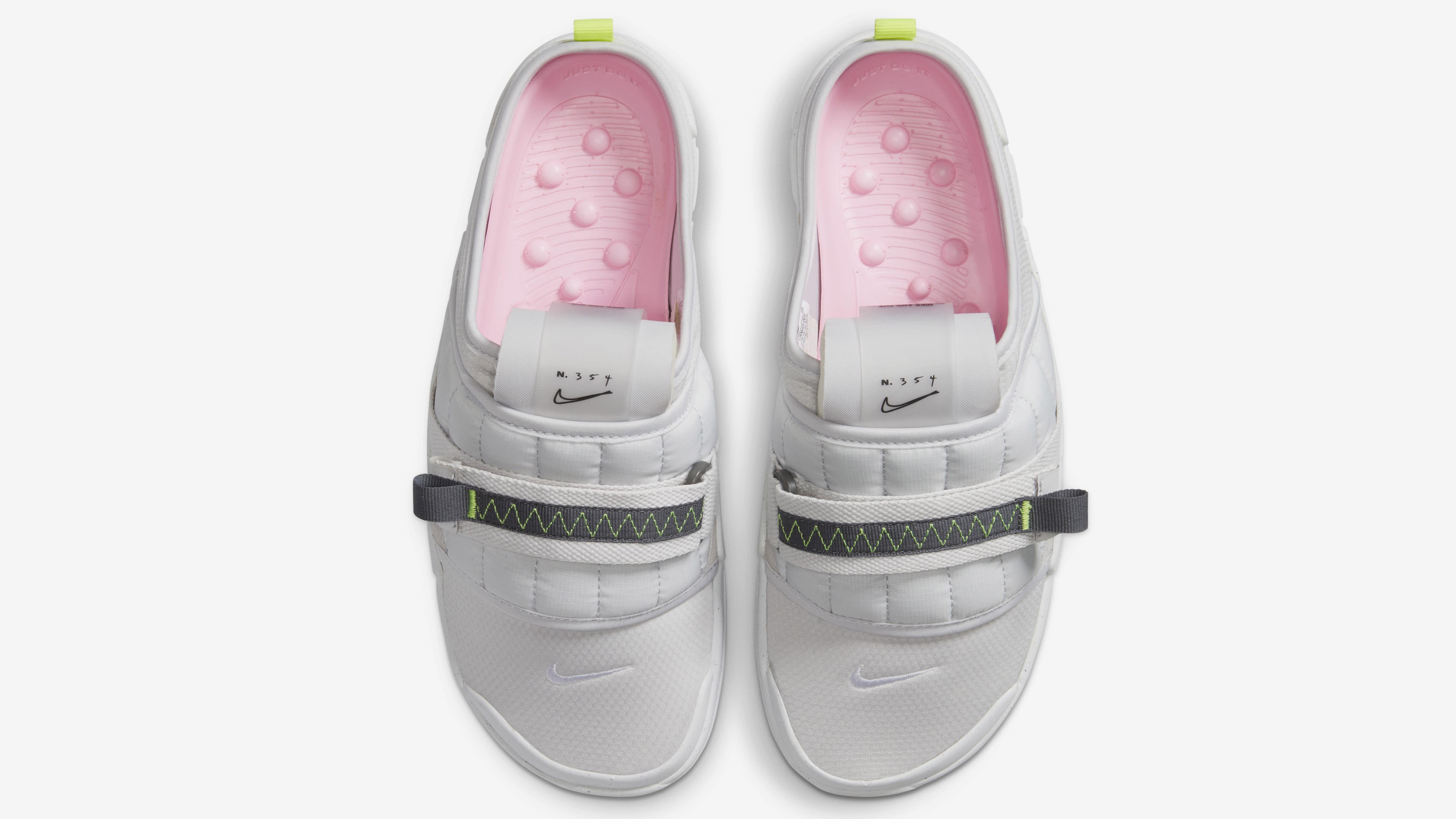 Nike Offline Slide Grey Top
