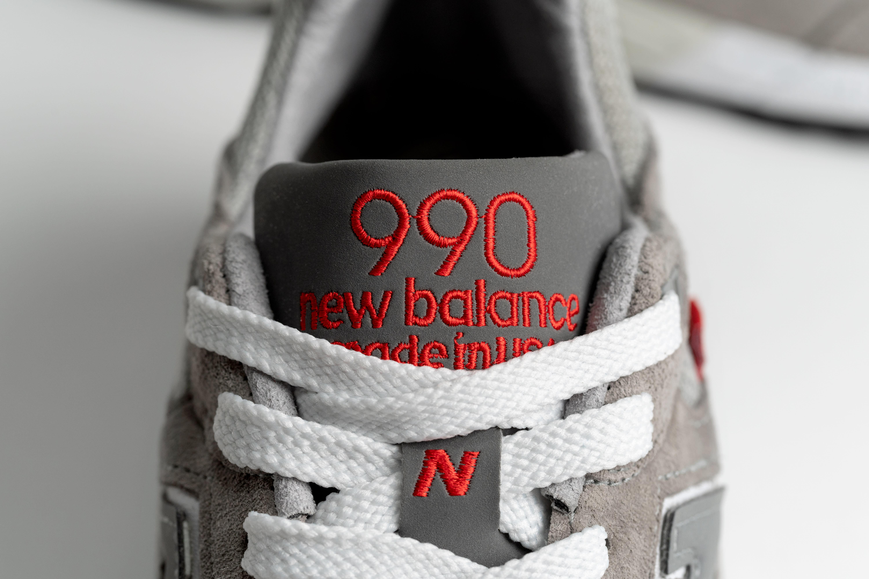 New Balance 990v2 Made 990 Version Series Tongue
