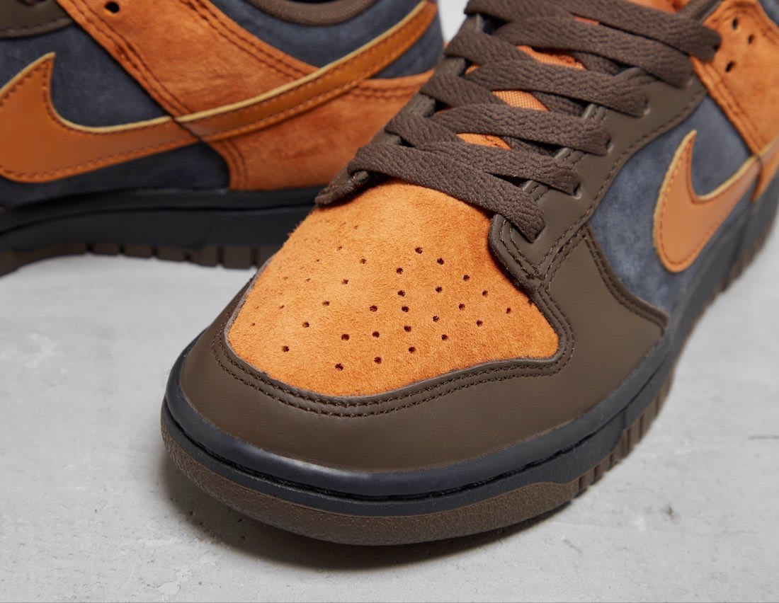 Nike Dunk Low PRM 'Cider' DH0601-001 (Toe)