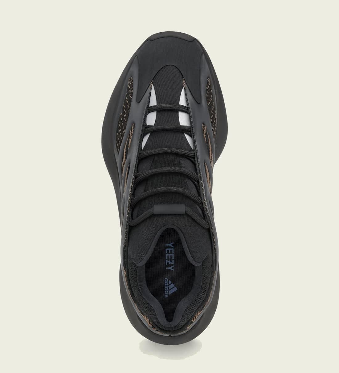 Adidas Yeezy 700 V3 Clay Brown Release Date GY0189 Top