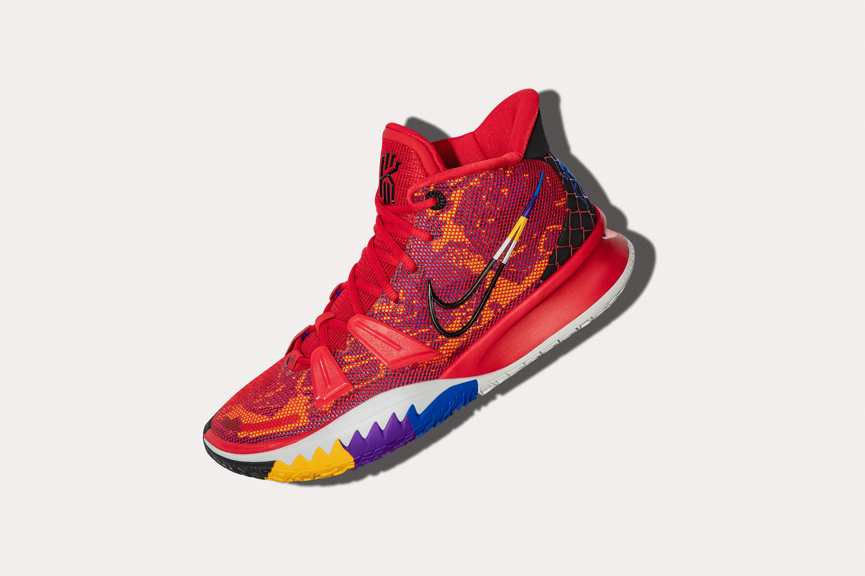 Nike Kyrie 7 Preheat 'Icons of Sport' Lateral