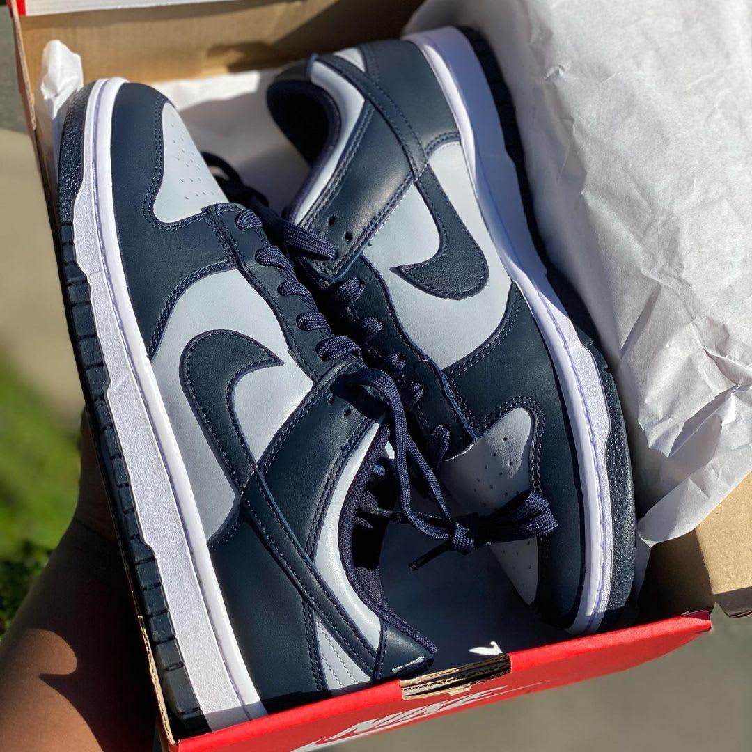 Nike Dunk Low 'Georgetown' (Pair)