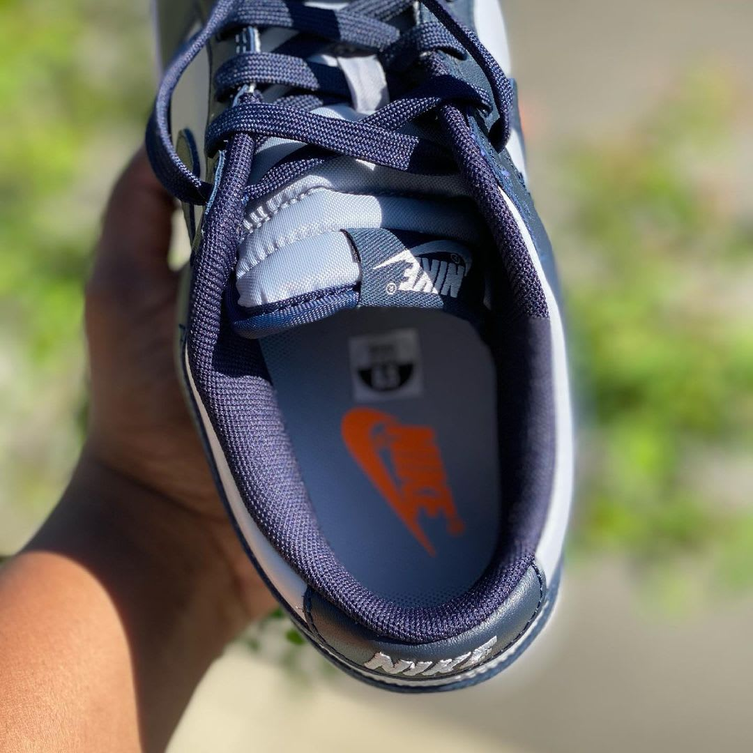 Nike Dunk Low 'Georgetown' (Insole)