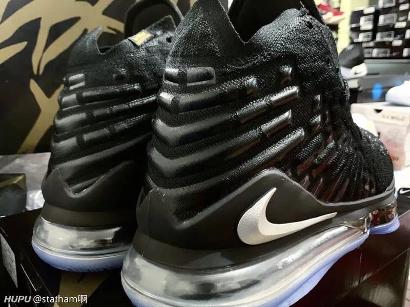 Nike LeBron 17 (Heel)