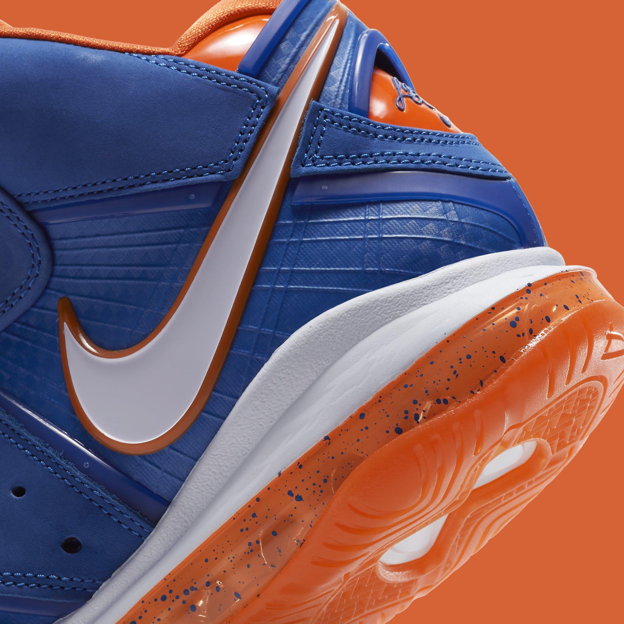 Nike LeBron 8 'HWC' CV1750-400 Heel
