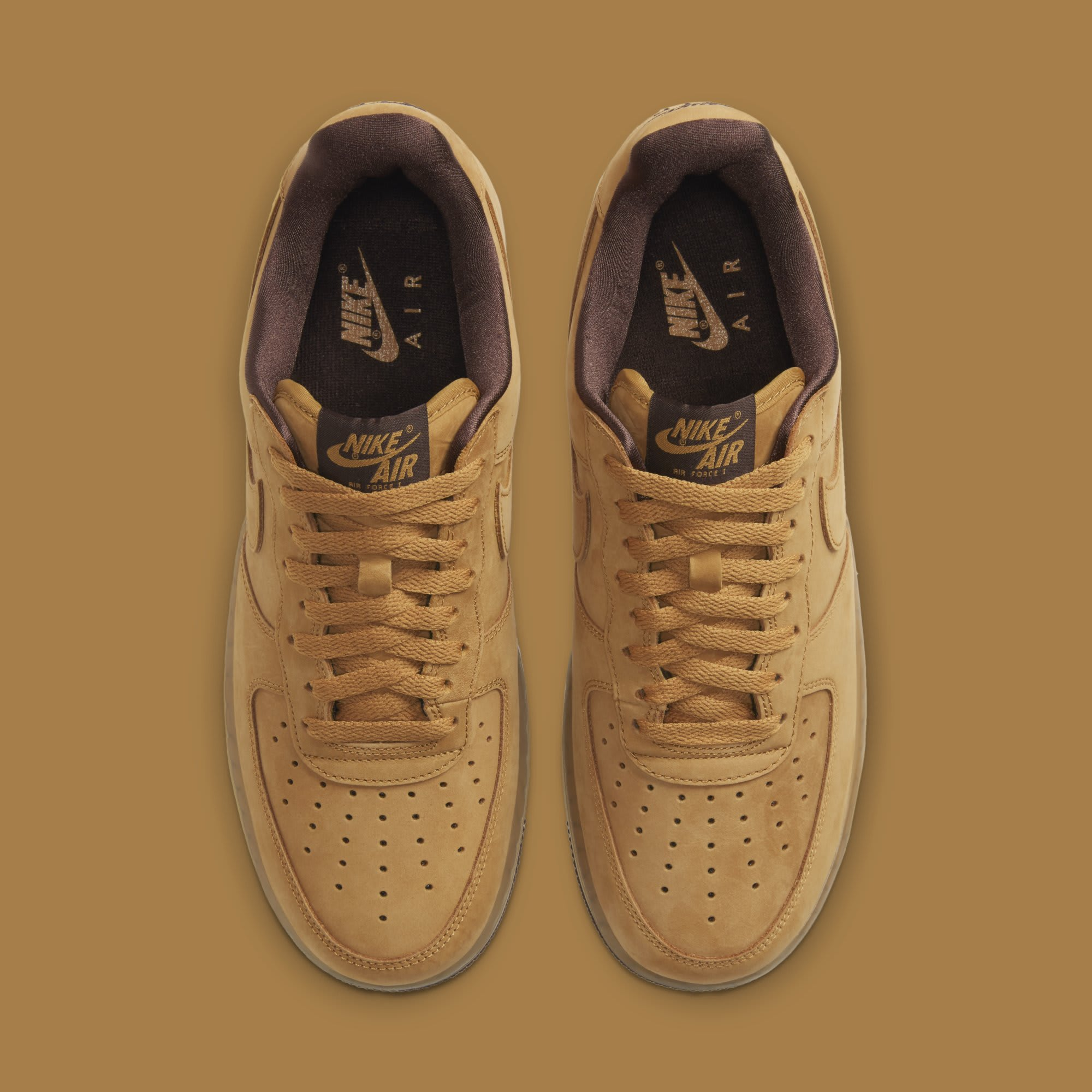 Nike Air Force 1 Low CO.JP 'Wheat Mocha' DC7504-700 Top