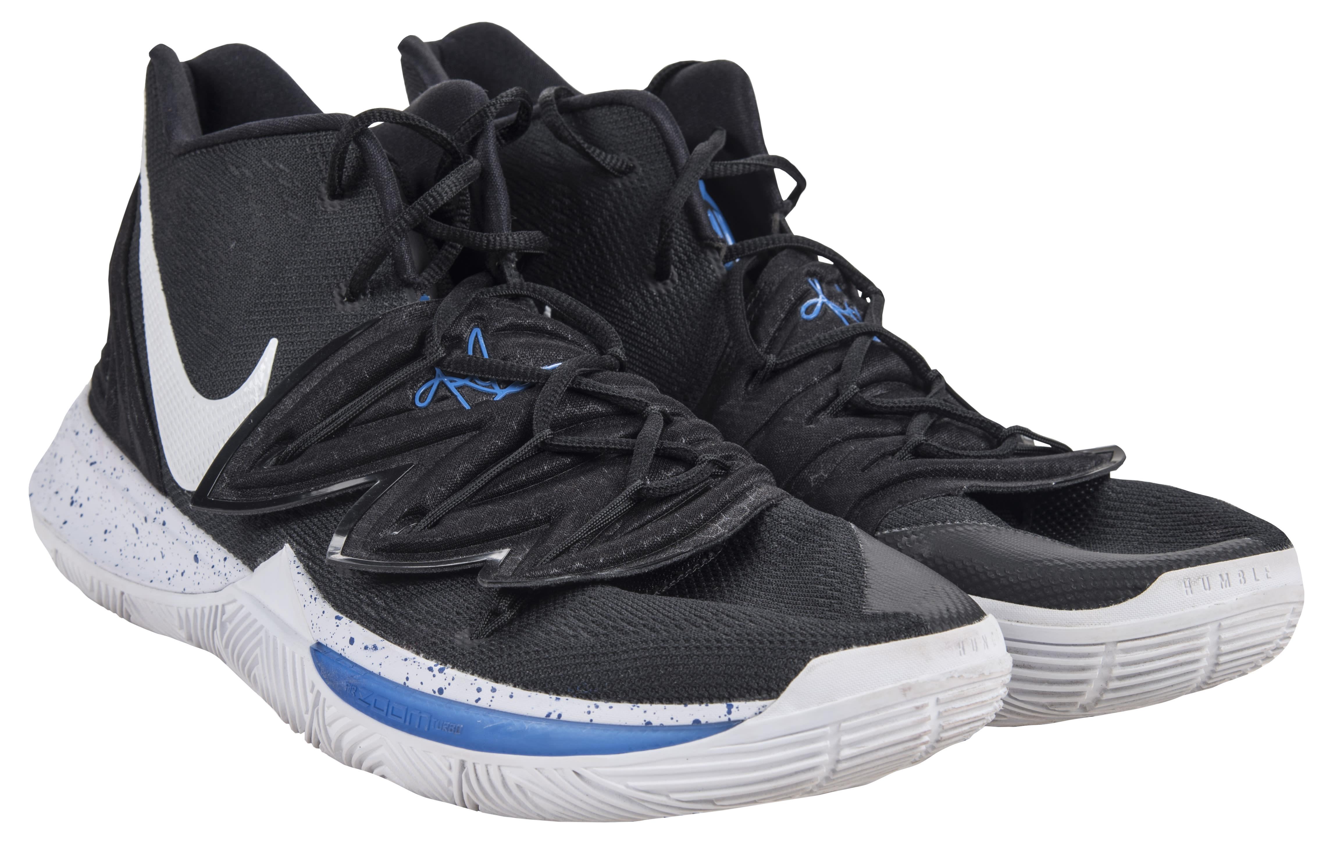 Zion Williamson Nike Kyrie 5 Auction
