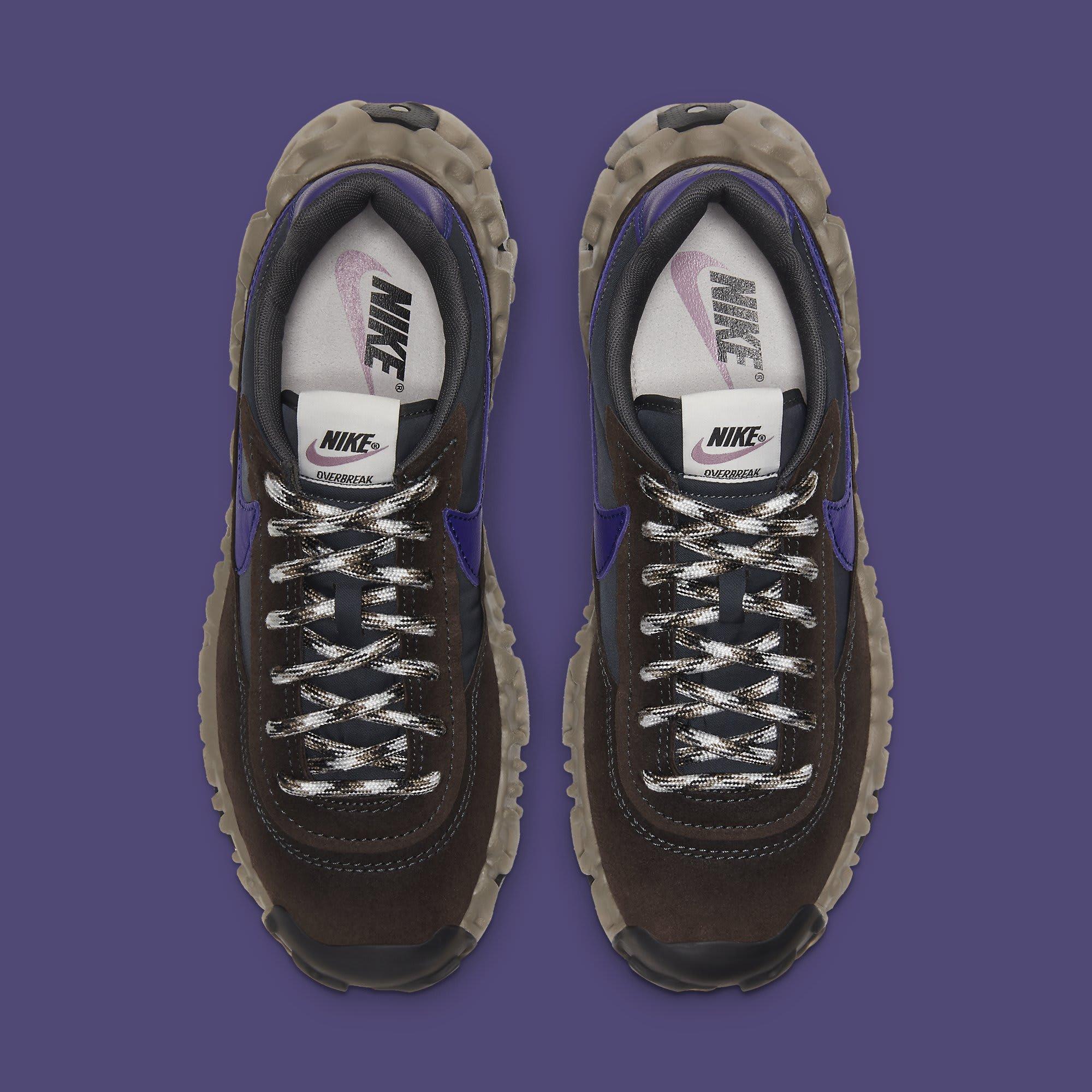 Nike Overbreak 'Baroque Brown' DA9784-200 Top