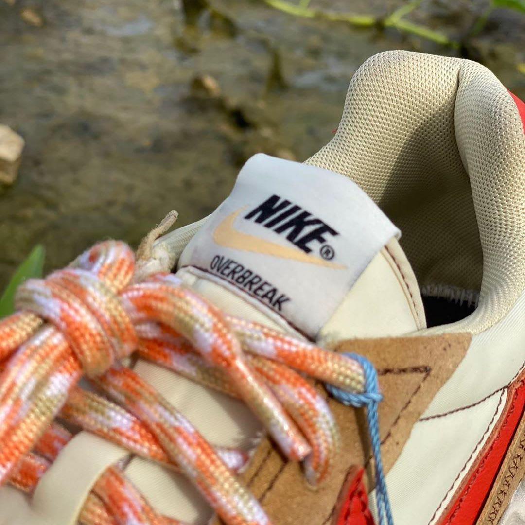 Nike OverBreak Tongue