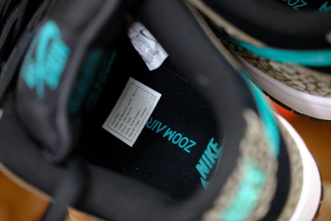 Nike SB Dunk Low 'Atmos Elephant' BQ6817-009 Insole