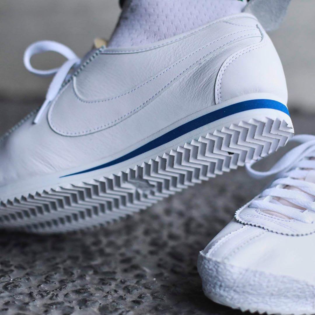 337515cec25 Image via @atmos_tokyo · Shoe Dog x Nike Cortez '72 'Falcon' (Medial)