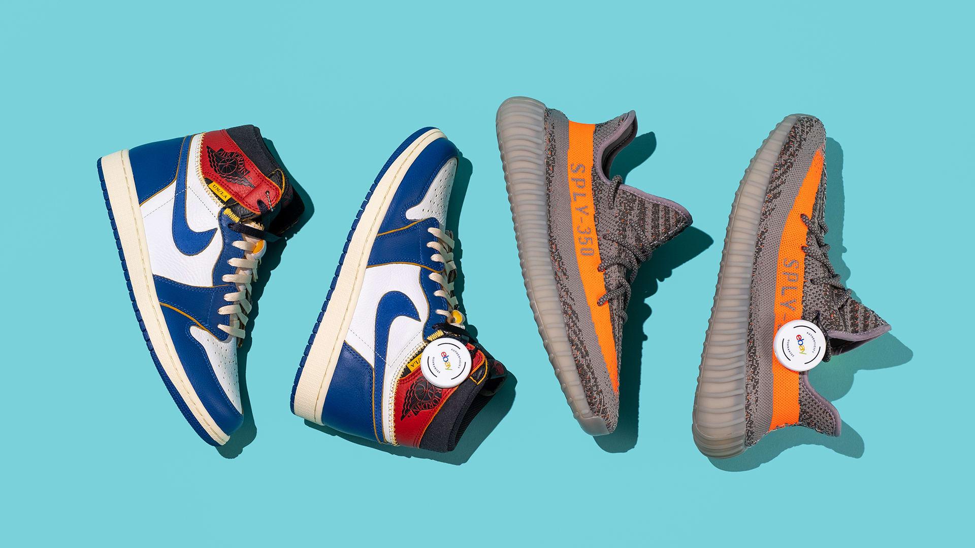 eBay Sneaker Authentication Program