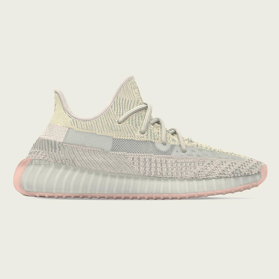 Adidas Yeezy Boost 350 V2 Citrin Release Date FW3043