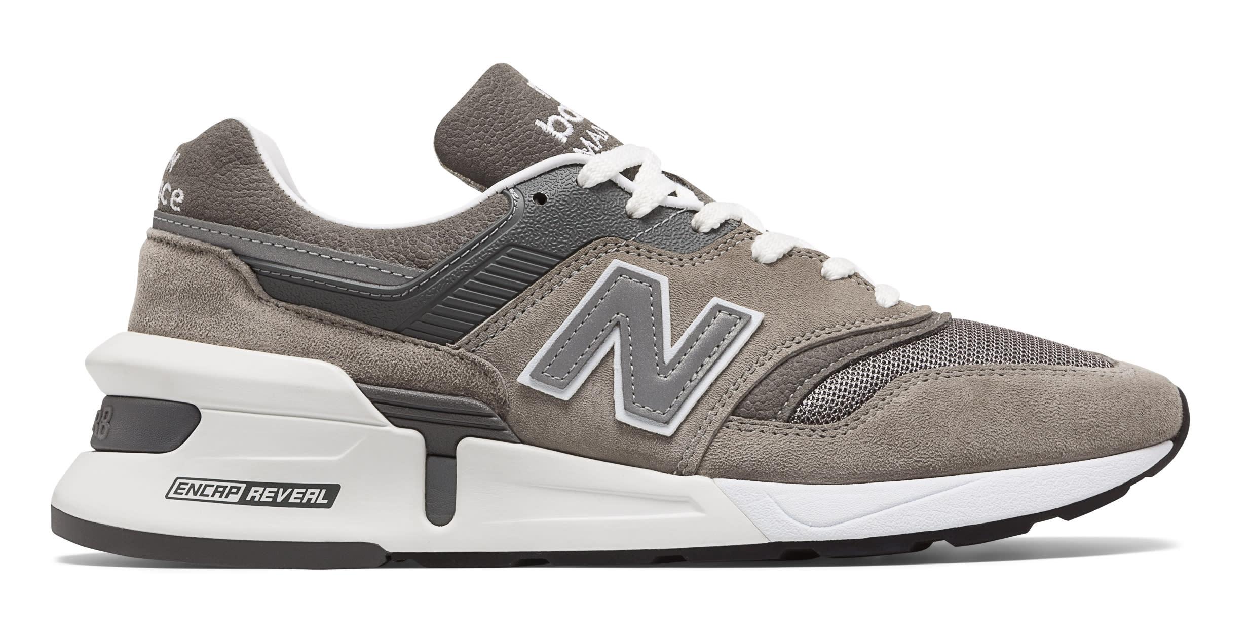 New Balance 997S 'Grey Day'